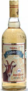 Cabrito Tequila Reposado 750ml